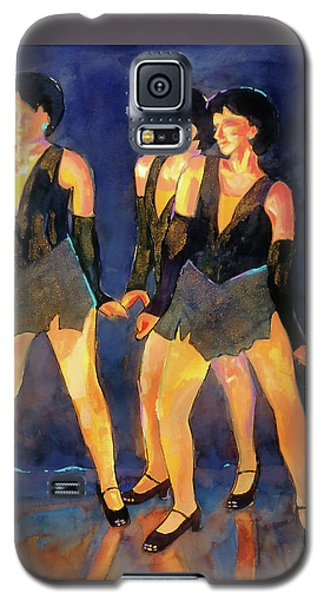 Dancers  Spring Glitz     Galaxy S5 Case