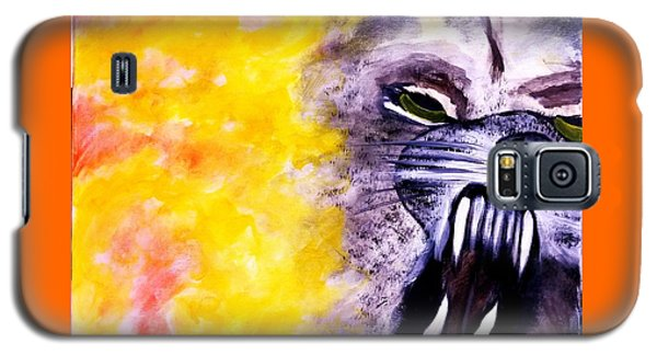 Wolf In Sheep's Clothing Galaxy S5 Case
