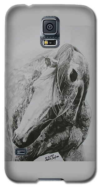 Dancing Angel Galaxy S5 Case by Melita Safran