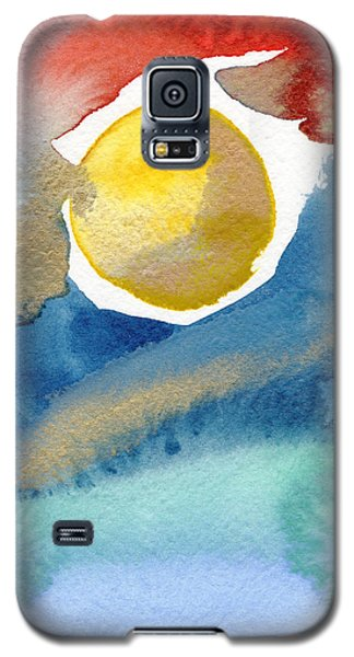 Dancing Galaxy S5 Case