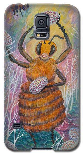 Dancing Bee Galaxy S5 Case