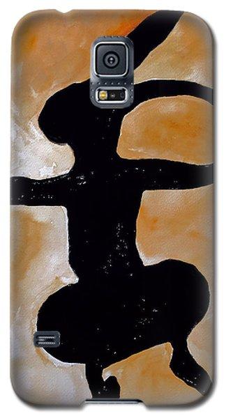 Dancing Bunny Galaxy S5 Case