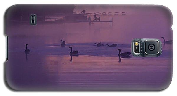 Dancing Geese Galaxy S5 Case
