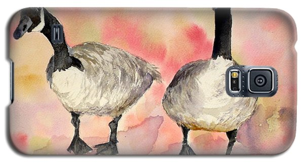 Dancing Geese Galaxy S5 Case