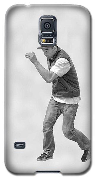 Dancing Man Galaxy S5 Case