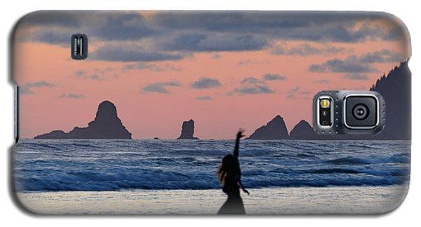 Dancing Galaxy S5 Case