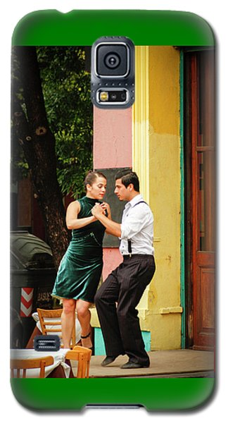 Dancing Tango Galaxy S5 Case