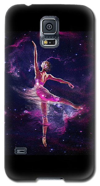 Dancing The Universe Into Being 2 Galaxy S5 Case by Jane Schnetlage