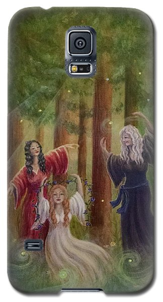 Dancing The World Galaxy S5 Case