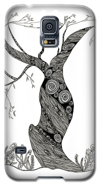 Dancing Tree Galaxy S5 Case