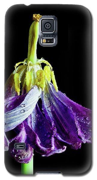 Dancing Tulip Galaxy S5 Case