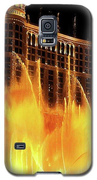 Dancing Water Galaxy S5 Case