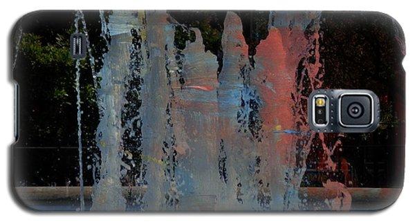 Dancing Waters Kaleidoscope Galaxy S5 Case