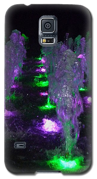 Dancing Waters No 3 Galaxy S5 Case by Margie Avellino