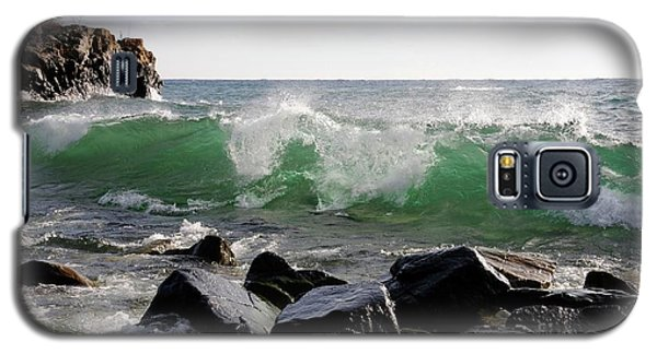 Dancing Waves Galaxy S5 Case by Sandra Updyke