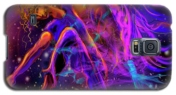 Dancing With The Universe Galaxy S5 Case