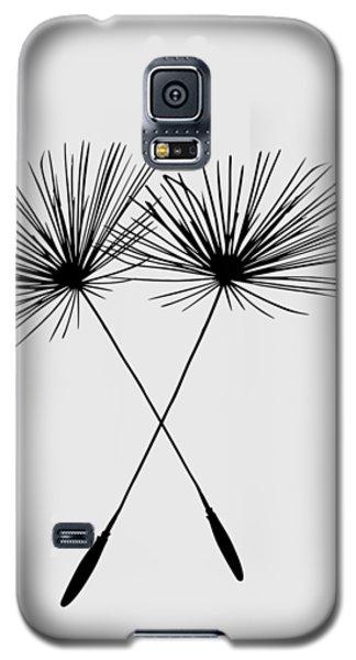 Dandelion Duo  Galaxy S5 Case