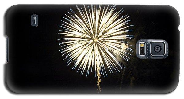 Galaxy S5 Case featuring the photograph Dandelion Life by Tara Lynn