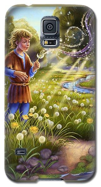 Dandelion - Make A Wish Galaxy S5 Case
