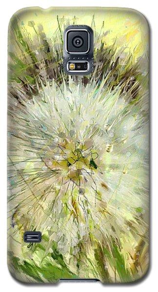 Dandelion Sunshower Galaxy S5 Case