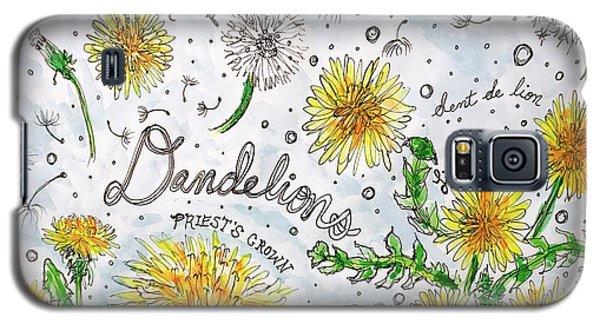 Dandelions Galaxy S5 Case