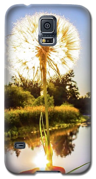 Dandy Lion Galaxy S5 Case
