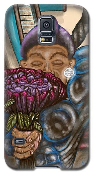 Dangerous Flowers Galaxy S5 Case