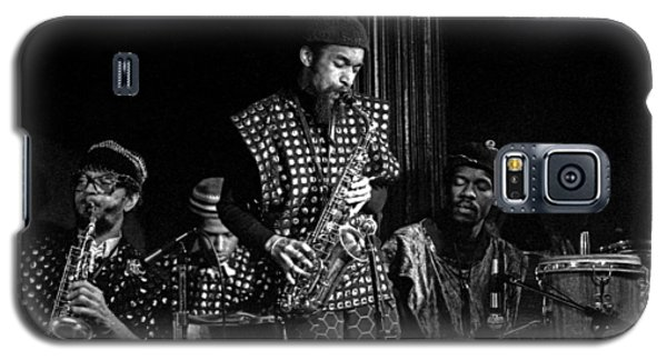 Danny Davis With Sun Ra Arkestra Galaxy S5 Case
