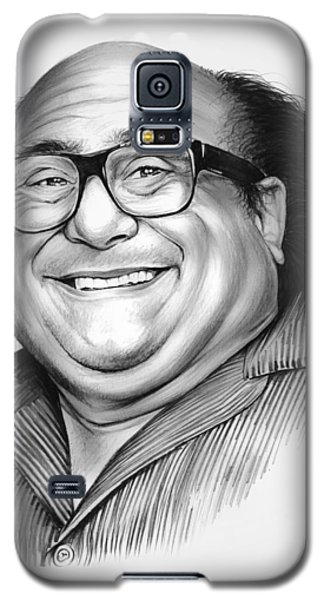 Danny Devito Galaxy S5 Case by Greg Joens