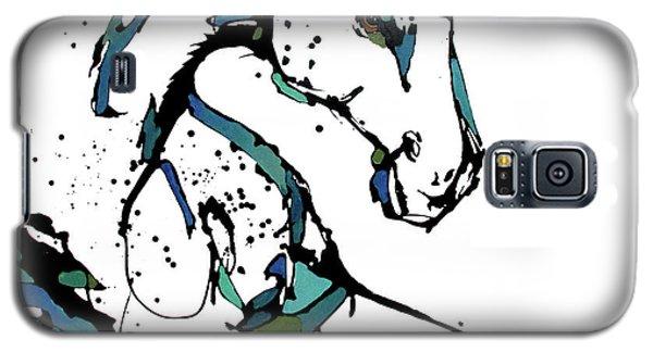 Danny Galaxy S5 Case by Nicole Gaitan