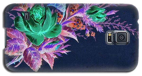 Dark Bouquet Galaxy S5 Case