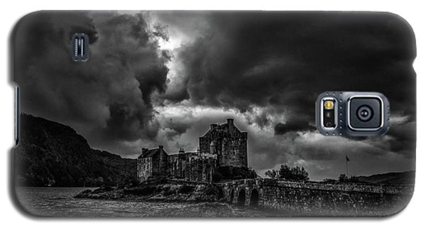 Dark Clouds Bw #h2 Galaxy S5 Case
