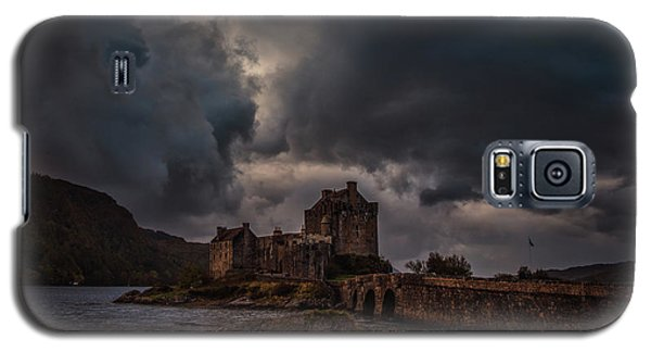 Dark Clouds #h2 Galaxy S5 Case