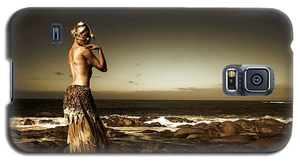 Dark Dramatic Fine Art Beauty Galaxy S5 Case