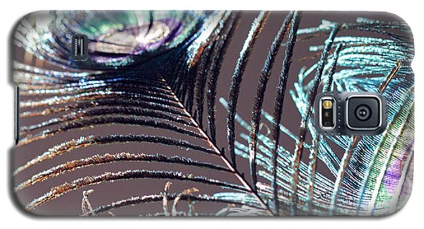 Dark Feathers Galaxy S5 Case