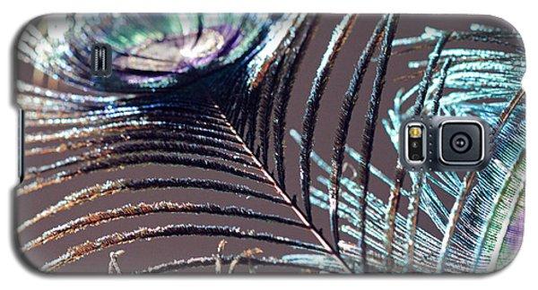Dark Feathers Galaxy S5 Case