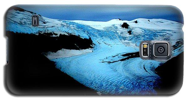 Dark Glacier Galaxy S5 Case