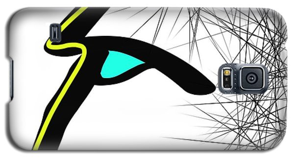 Dark Knight 2 Galaxy S5 Case
