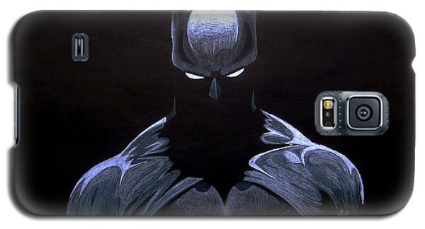 Ben Affleck Galaxy S5 Case - Dark Knight by Marcus Quinn