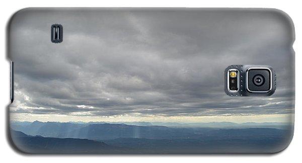 Dark Mountains Galaxy S5 Case