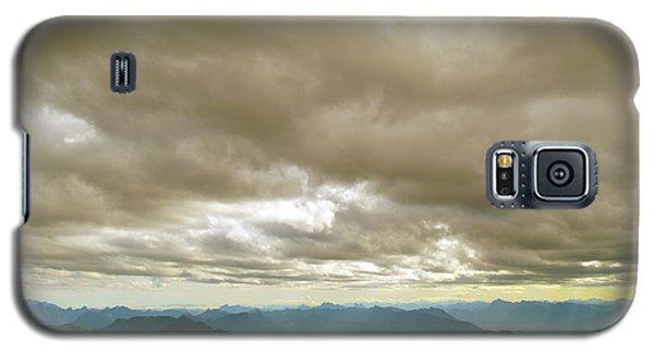 Dark Mountains Too Galaxy S5 Case