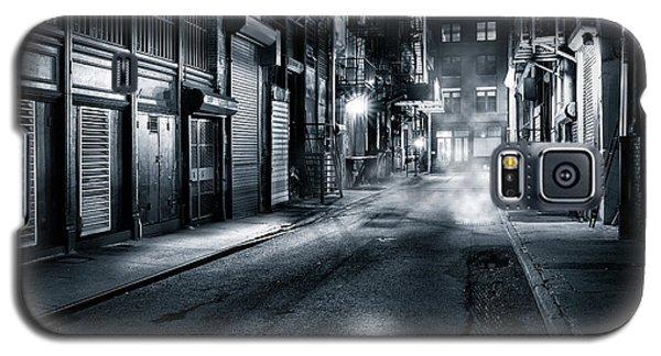 Dark Nyc Galaxy S5 Case by Mihai Andritoiu