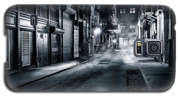 Dark Nyc Galaxy S5 Case