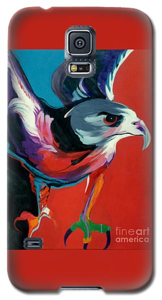 Dark Phase Of Swainson Galaxy S5 Case