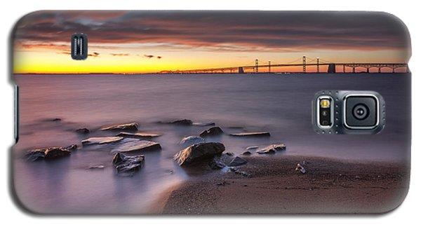 Galaxy S5 Case featuring the photograph Dark Stirs Awake by Edward Kreis