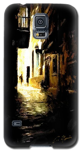Dark Street Galaxy S5 Case