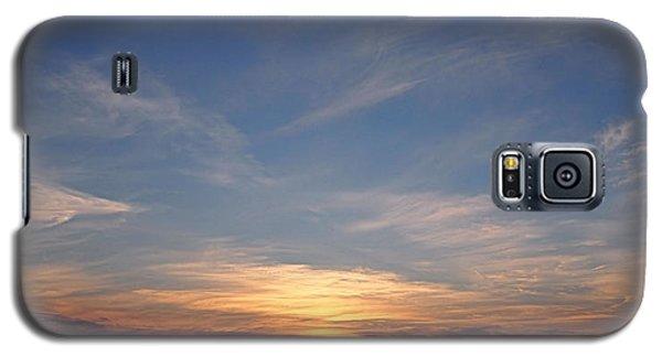 Dark Sunrise Galaxy S5 Case