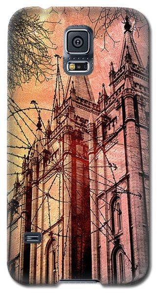 Dark Temple Galaxy S5 Case by Jim Hill