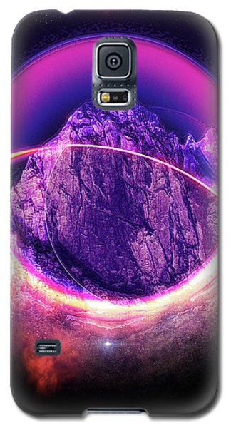 Darkside Of The Moon Galaxy S5 Case