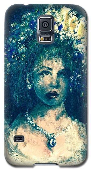 Darling Blue Galaxy S5 Case